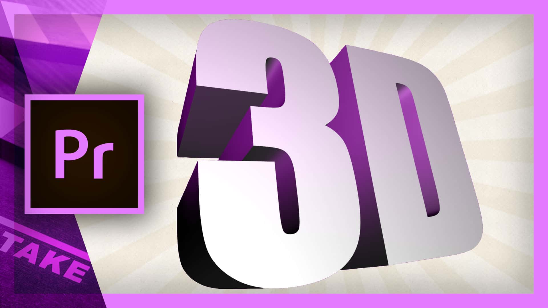 Create a 3d text in premiere pro cinecom ccuart Image collections