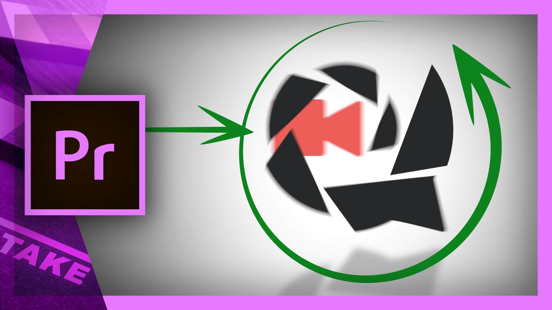 Modern Logo Animation in Adobe Premiere Pro | Cinecom net