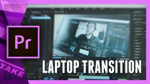 Laptop Transition in Premiere Pro (Casey Neistat)