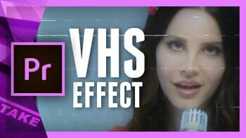 VHS / Bad TV Effect from Lana Del Rey - Lust for Life | Cinecom net