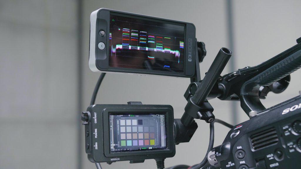 Sony FS7 Color Calibration