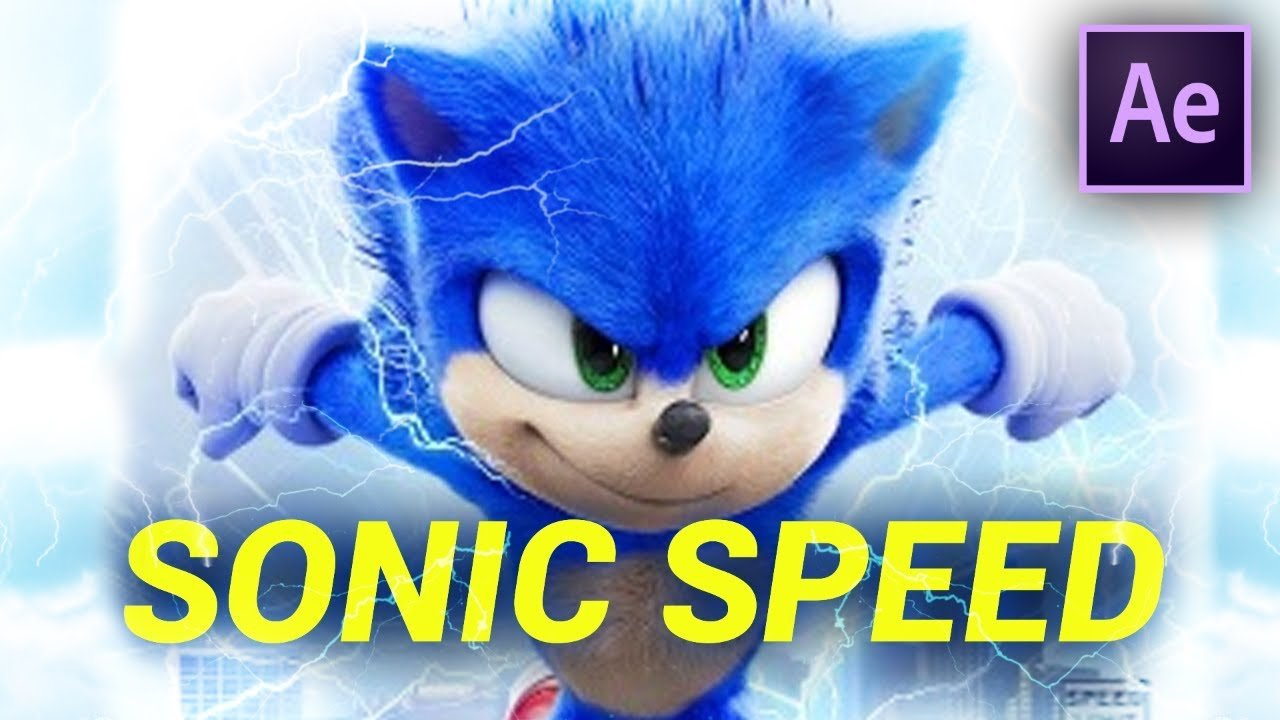 Run Super Fast Like Sonic In After Effects Cinecom