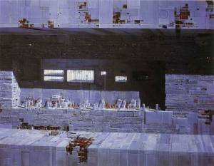 Star Wars Matte Painting