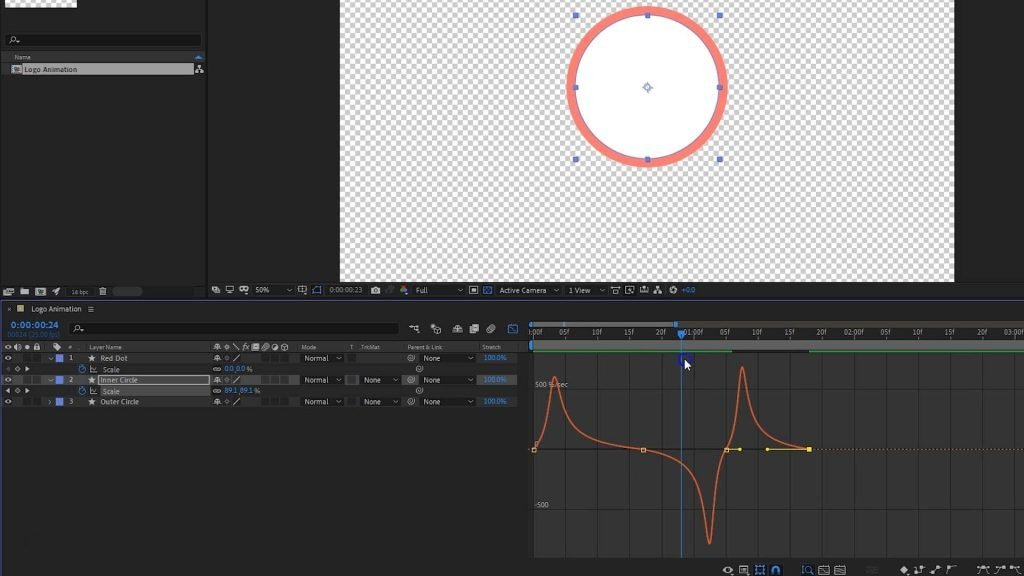 Adobe After Effects - Graphic Animations