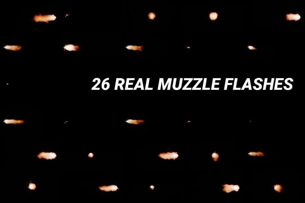 Muzzle Flashes