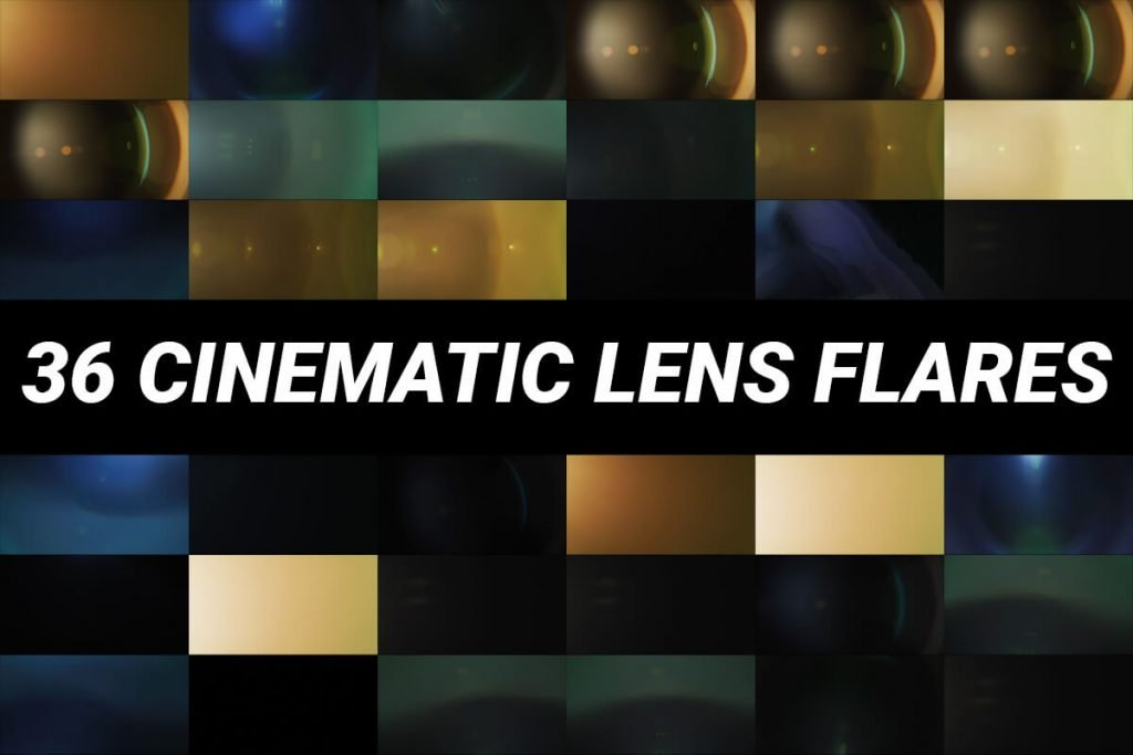 Cinematic Lens Flares