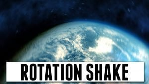 Rotation Shake - Earthquake Preset