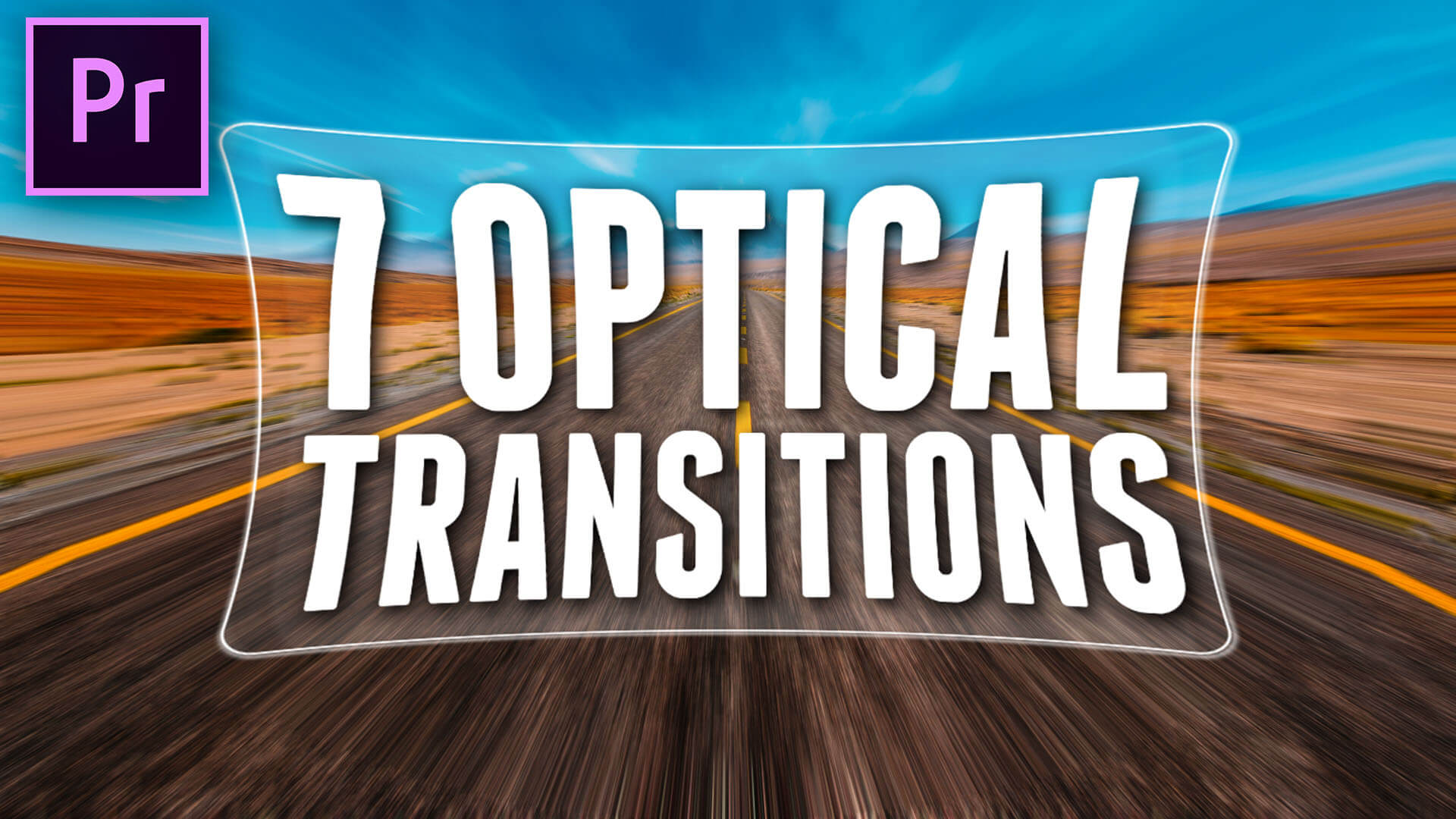Optical Transition Pack for Adobe Premiere Pro