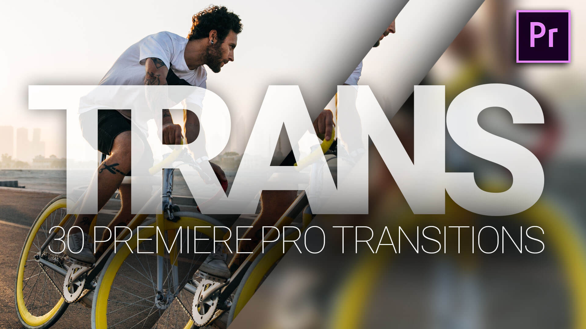 TRANS - Premiere Pro Transition Pack