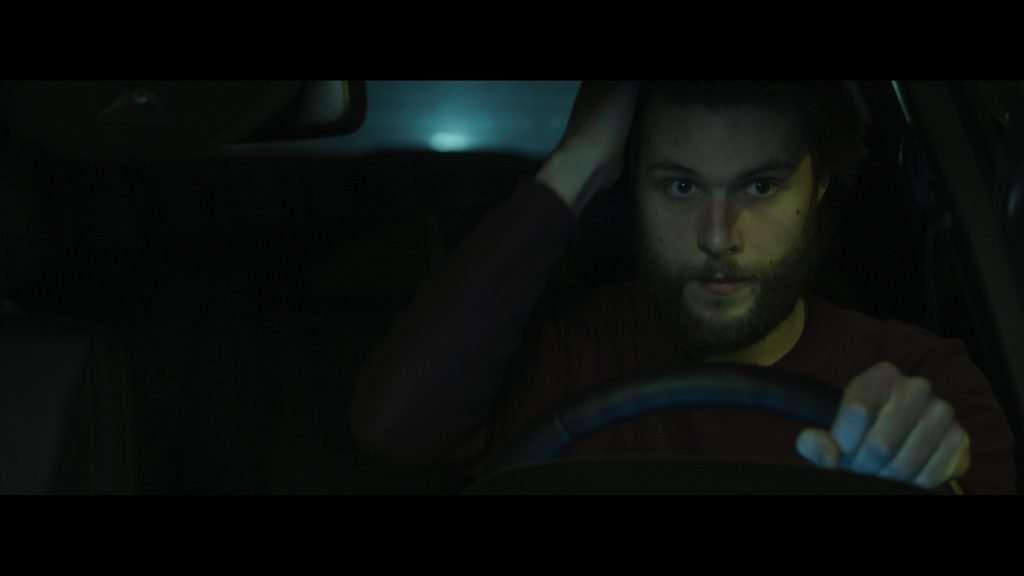 Car Night Scene
