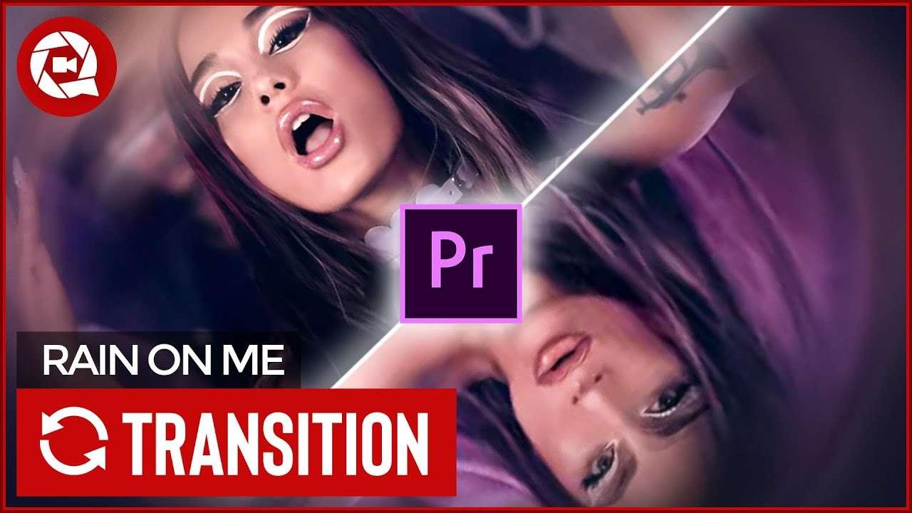 Reflection Transition in Premiere Pro (Rain on Me – Ariana Grande / Lady Gaga)