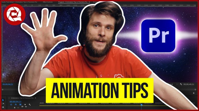 5 Must know Animations tips for Premiere Pro