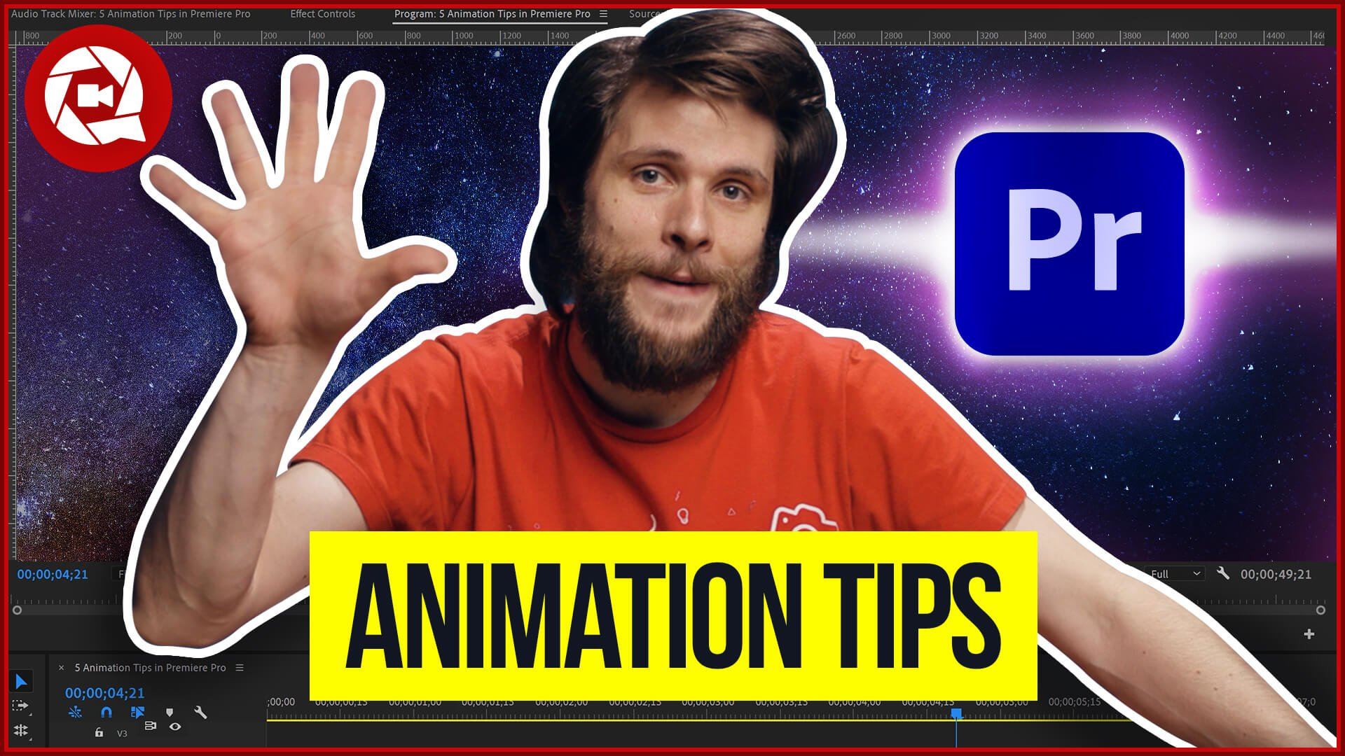 5 Animation Tips in Premiere Pro