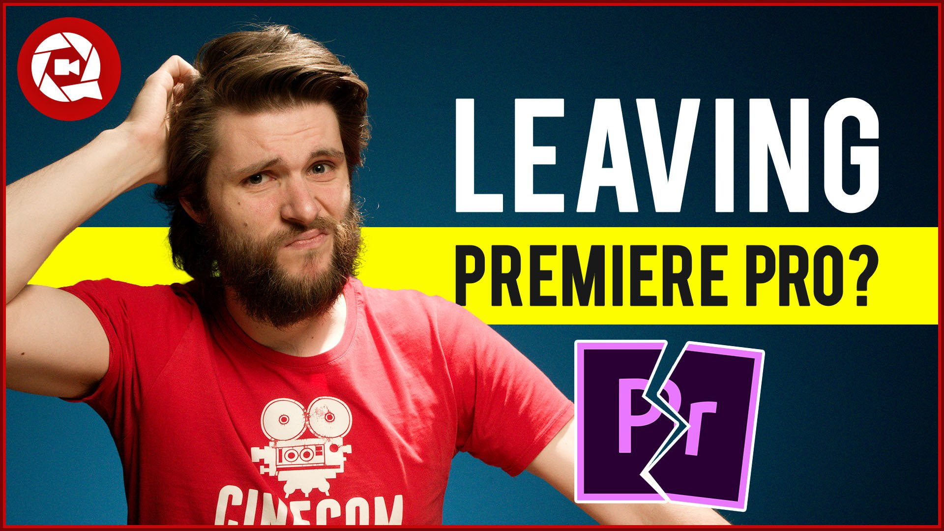 Time to leave Premiere Pro?