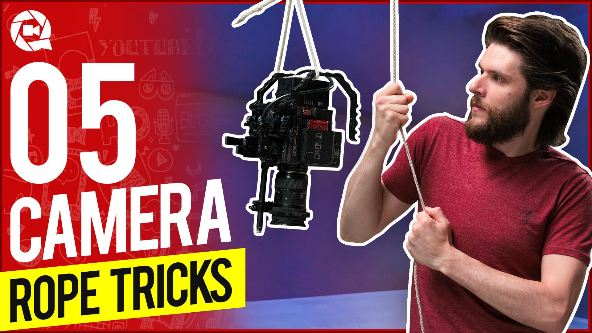 Insane Camera Tricks using a Rope