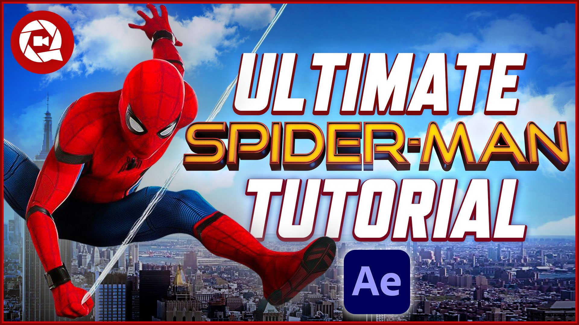 Spider-man tutorial