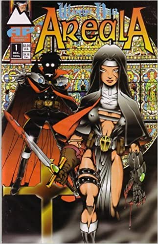 Cover of the Comic Areala Warrior Nun