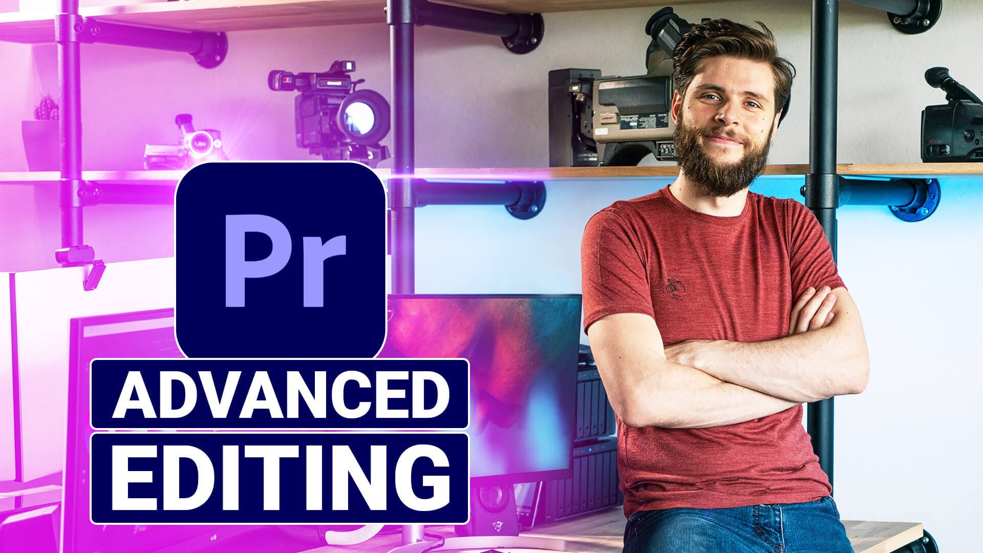 Adobe Premiere Pro for Advanced Editors