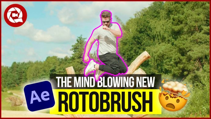 The new Rotobrush in After Effects Blew my Mind