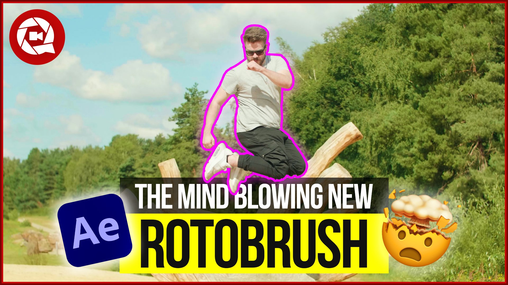 New Rotobrush After Effects