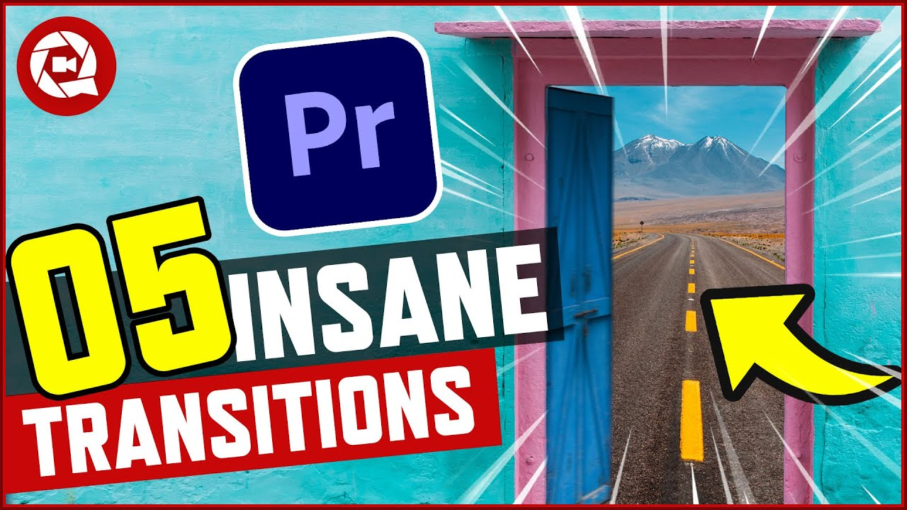 5 Creative Transitions in Adobe Premiere Pro