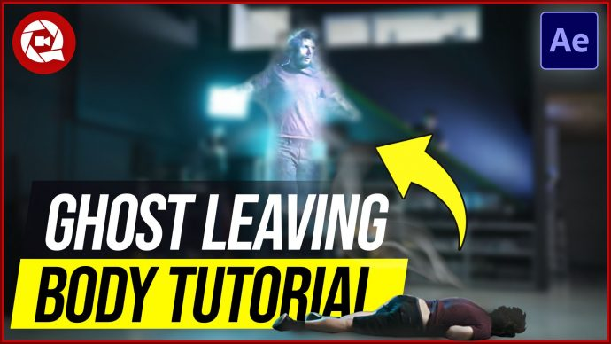 Turn into a Ghost with Adobe After Effects