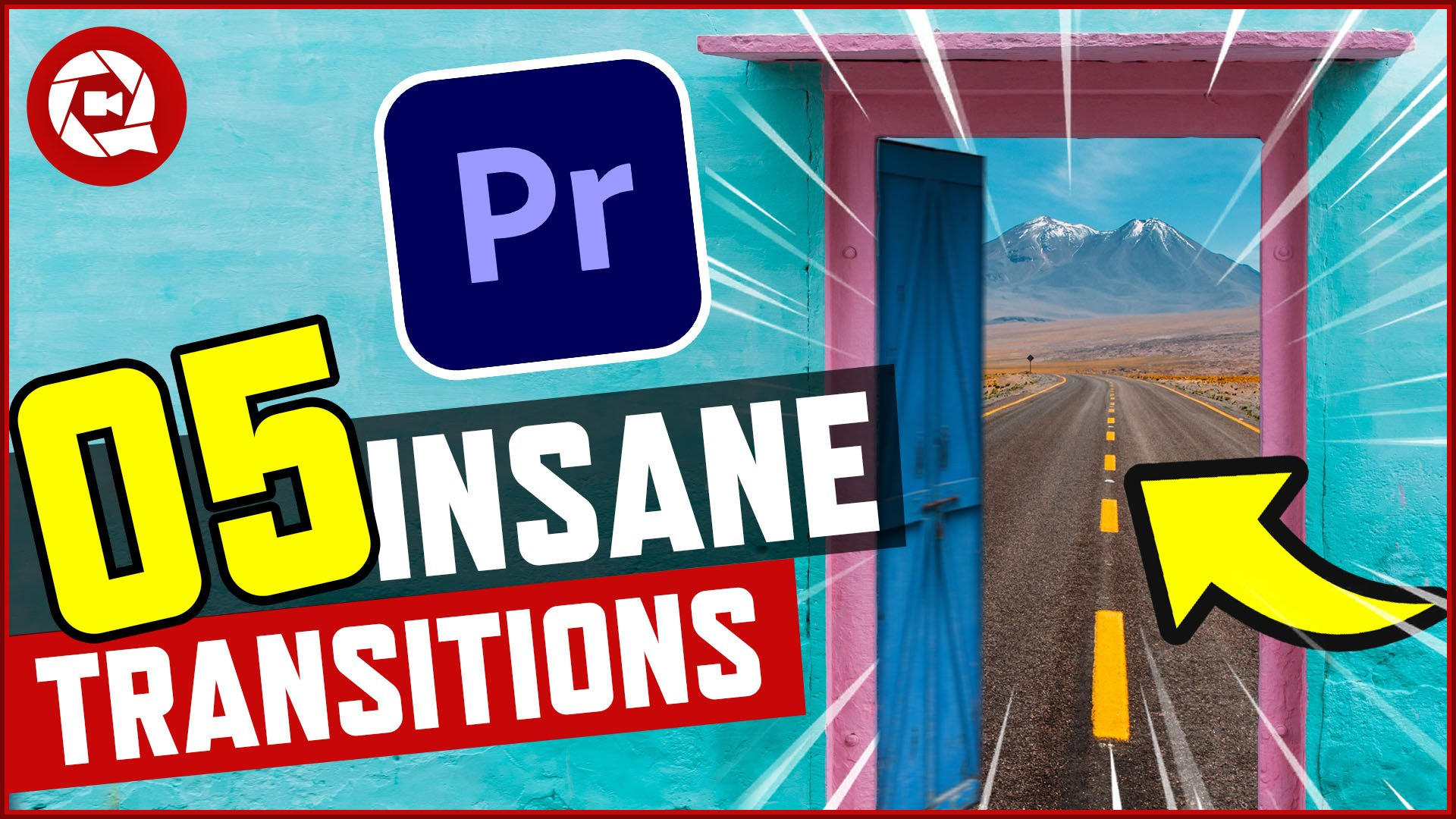 Insane Transitions in Premiere Pro