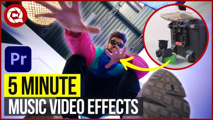 5 Music Video Effects in 5 Minutes (Premiere Pro Tutorial)
