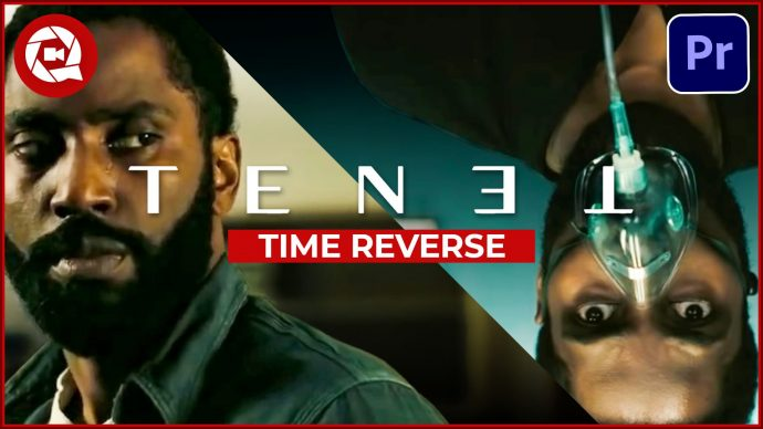 Tenet inspired Time Reverse Effect in Premiere Pro