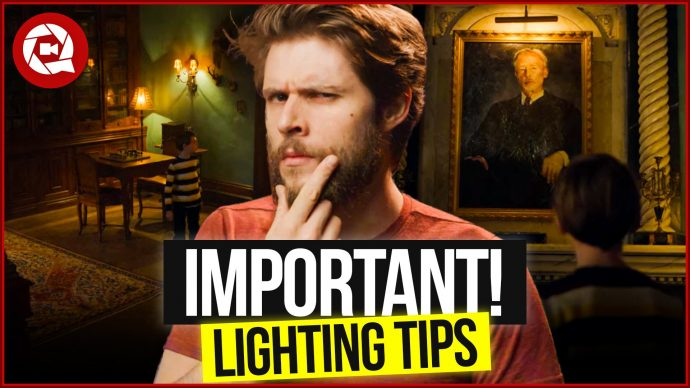 Why you Need to use Practical Lights in your videos!