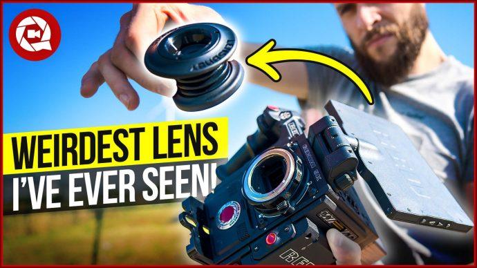 The Weirdest Lens I've ever Seen