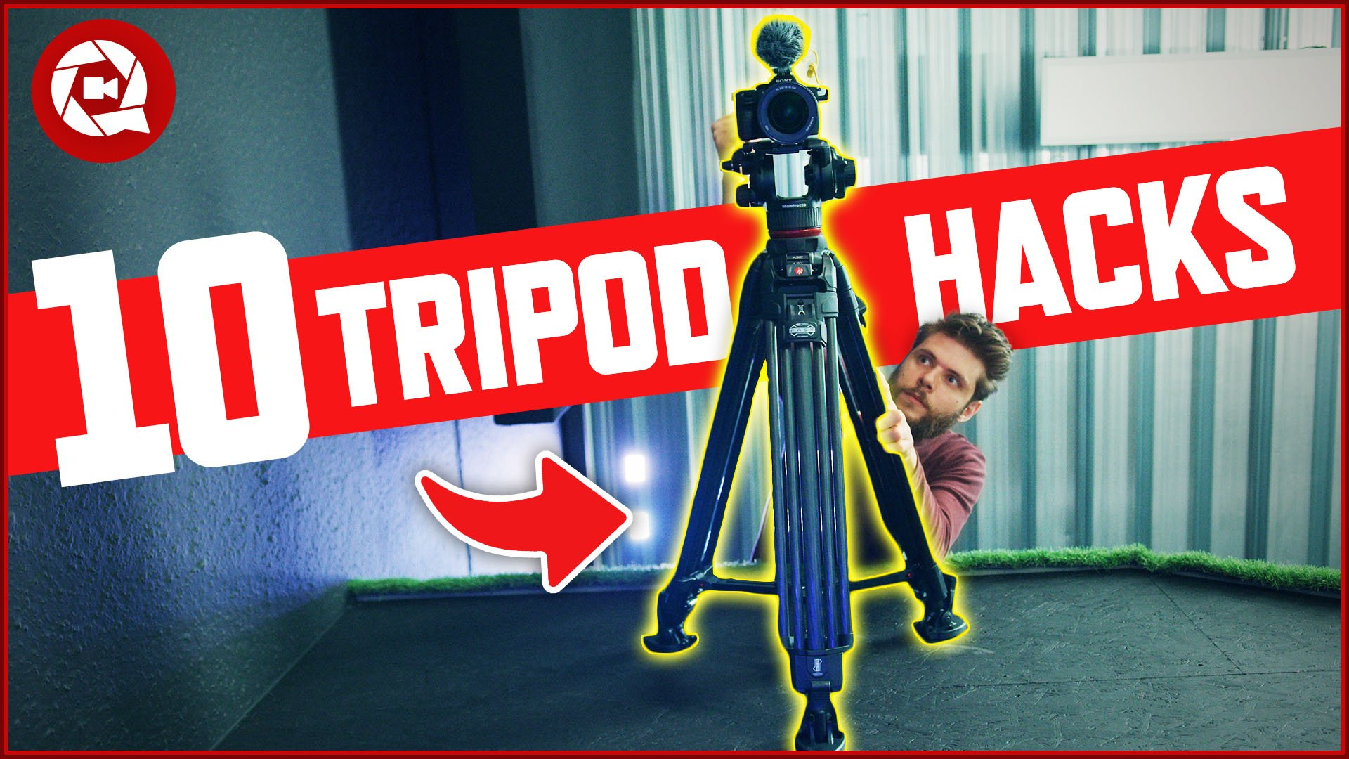 10 Creative Tripod Hacks
