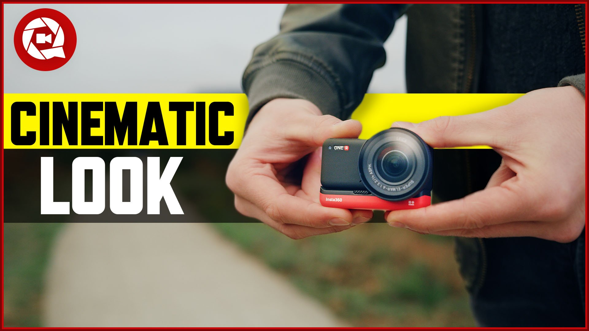 Cinematic Look Action Camera