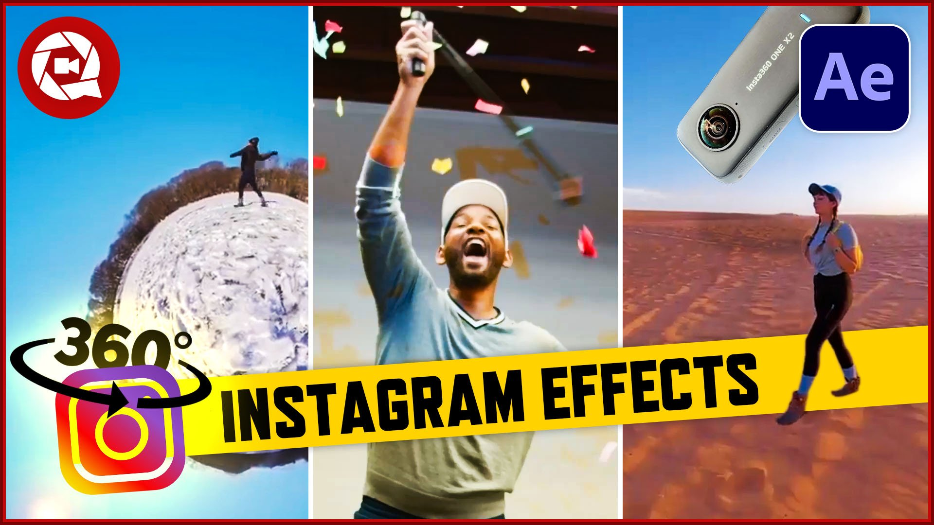 Instagram Effects After Effects