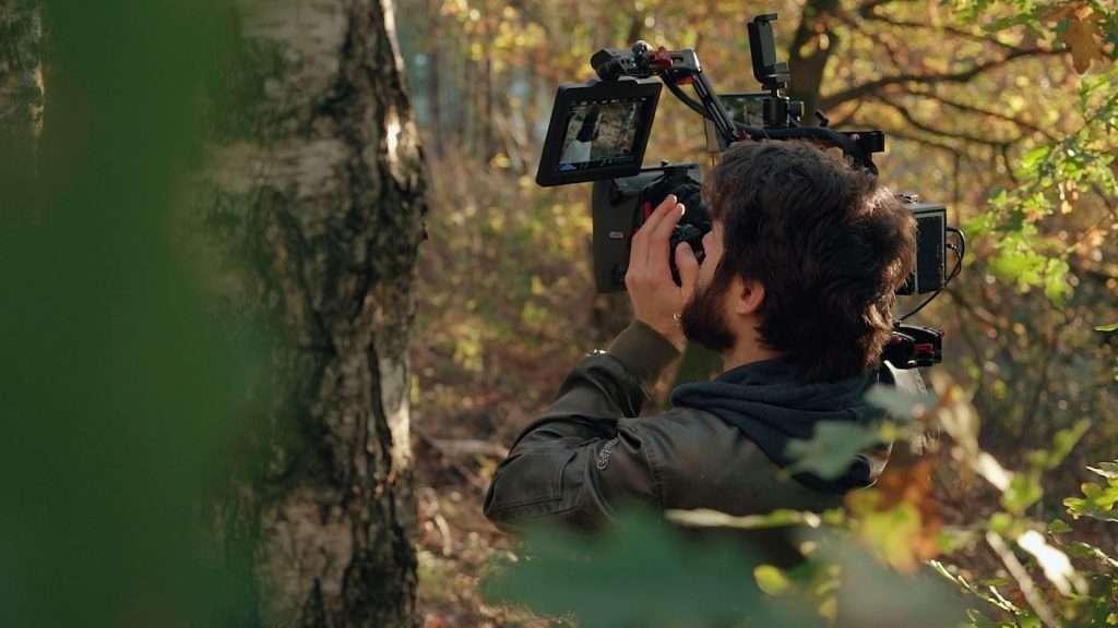 Cameraman Jordy
