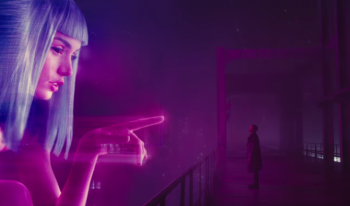 Hologram from Bladerunner 2049