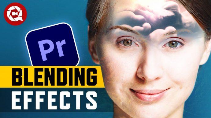5 Blending Effects in Premiere Pro (super cool stuff!)