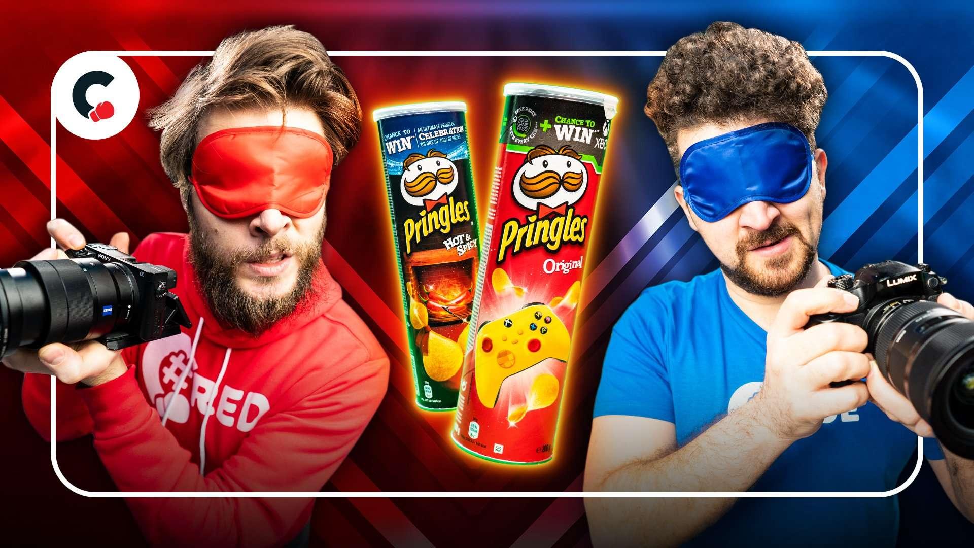 Making a Commercial Blindfolded CineBattle