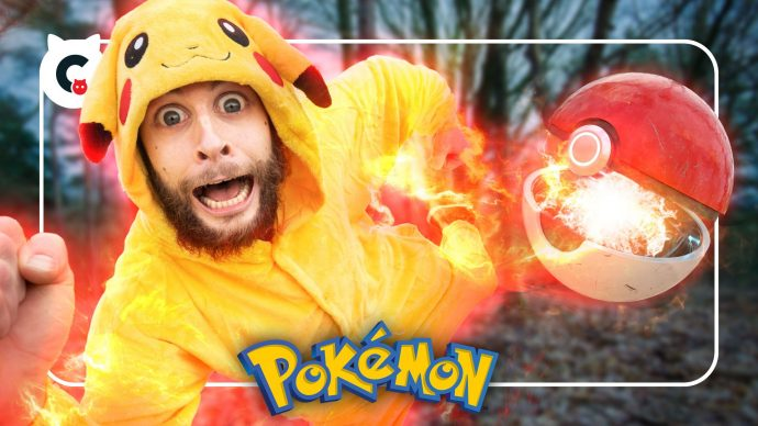 We Recreated Pokémon in Real Life