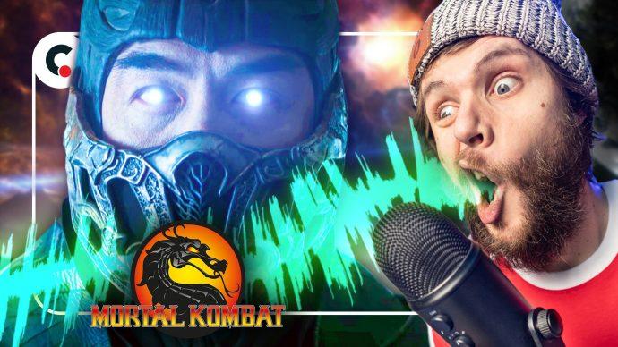 I Sound Designed Mortal Kombat with my Voice