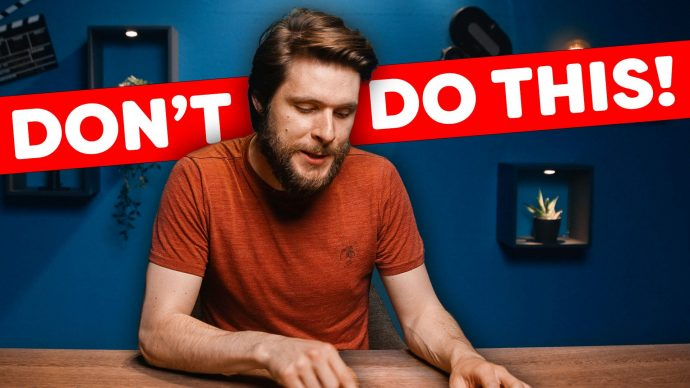 5 MISTAKES to Avoid on your Next SHORT FILM!
