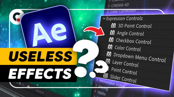 USELESS Effects everyone NEEDS! (After Effects Tutorial)