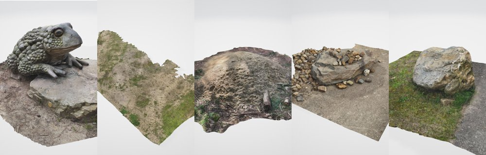 3D Scans with Polycam