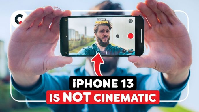 The iPhone 13 Pro is everything BUT Cinematic