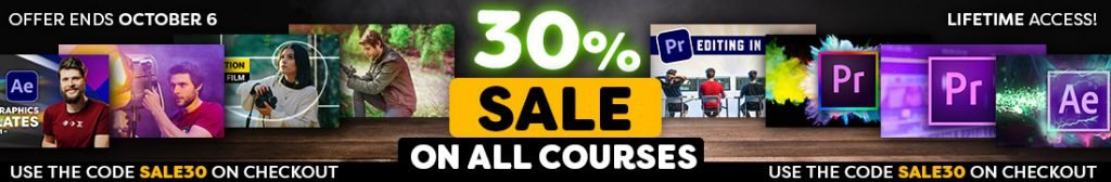 Filmmaking & Video Editing Courses | Discount