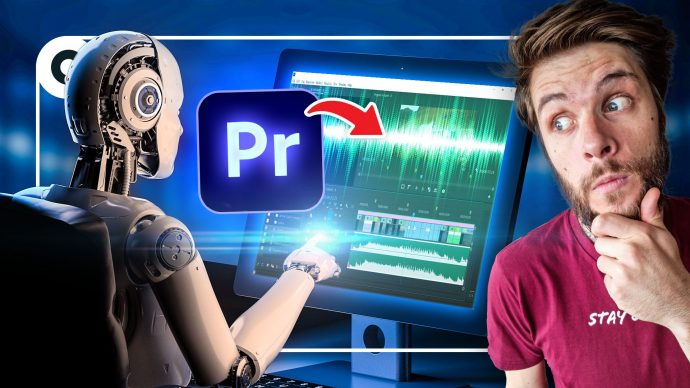 This A.I. Plugin Creates Music for You! (Premiere Pro Tutorial ft. SOUNDRAW)