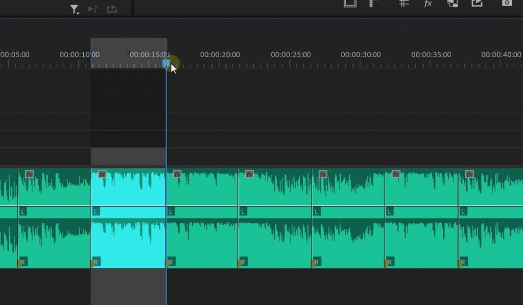 Editing Music in Adobe Premiere Pro